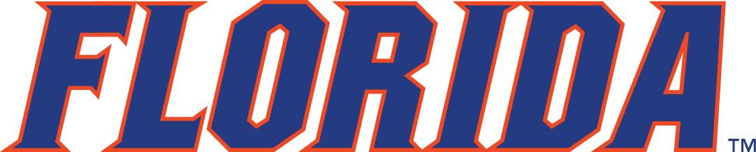 Florida Gators Logo Wordmark Logo (2013-Pres) -  SportsLogos.Net