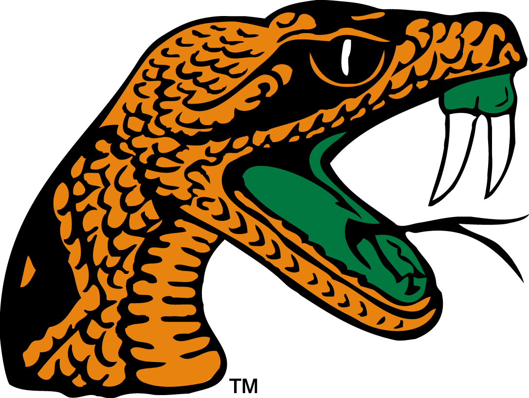 Florida A&M Rattlers Logo Primary Logo (2013-Pres) -  SportsLogos.Net