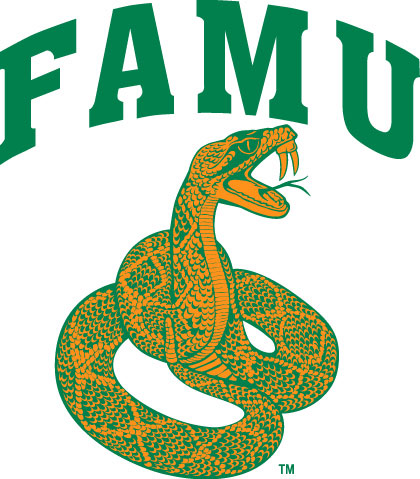 Florida A&M Rattlers Logo Primary Logo (2000-2012) -  SportsLogos.Net