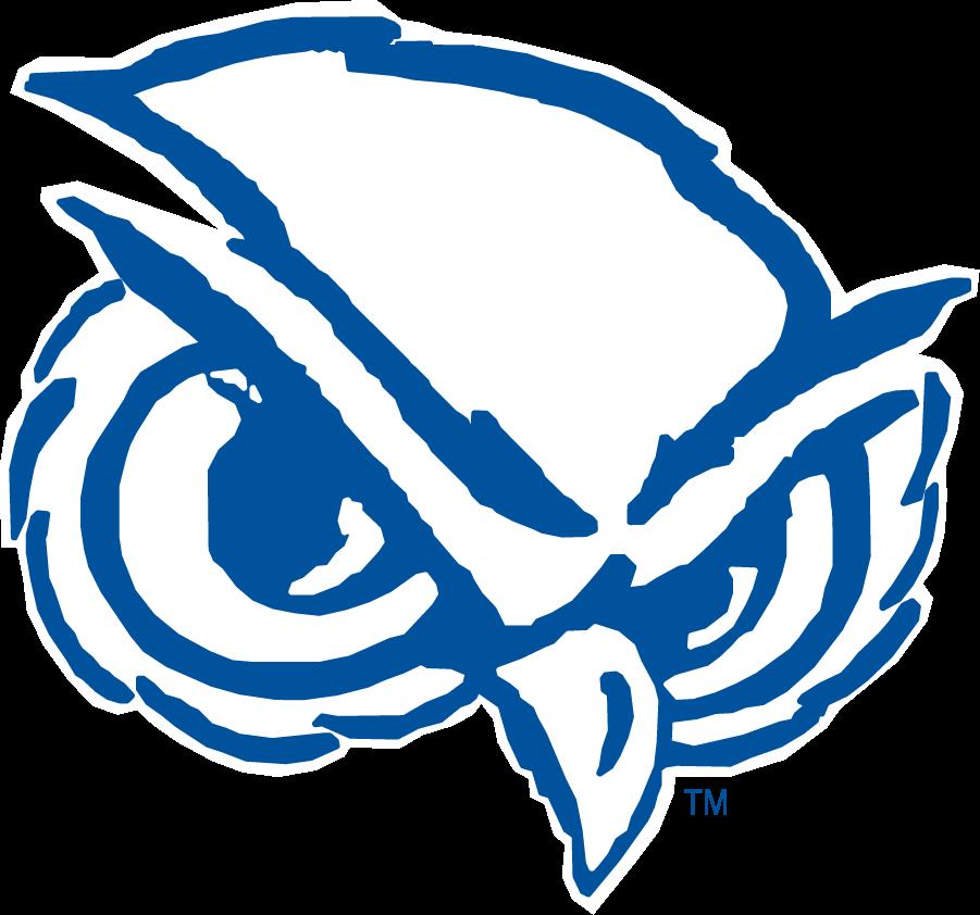Florida Atlantic Owls Logo Secondary Logo (1998-2005) - Owl head.  SportsLogos.Net