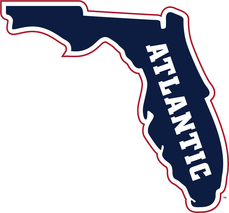 Florida Atlantic Owls Logo Secondary Logo (2015-Pres) - Florida mark SportsLogos.Net