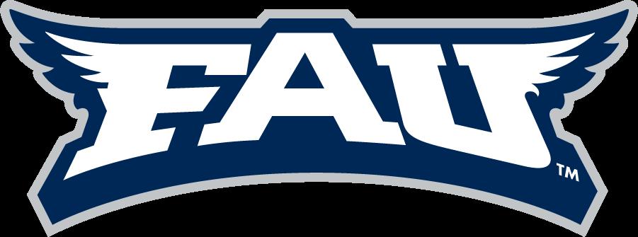 Florida Atlantic Owls Logo Wordmark Logo (2005-2018) -  SportsLogos.Net