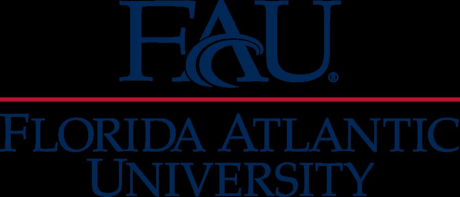 Florida Atlantic Owls Logo Wordmark Logo (2005-Pres) - Institutional wordmark SportsLogos.Net