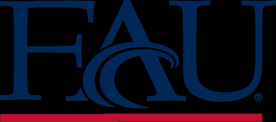 Florida Atlantic Owls Logo Wordmark Logo (2005-Pres) - Institutional mark SportsLogos.Net