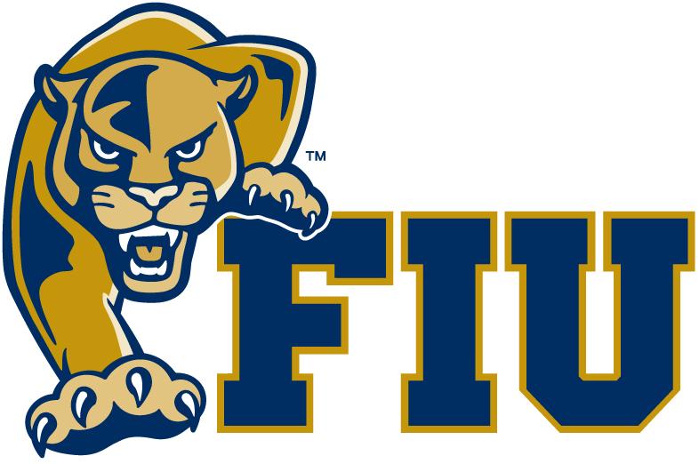 FIU Panthers Logo Secondary Logo (2009-Pres) -  SportsLogos.Net