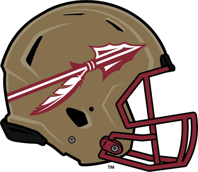Florida State Seminoles Helmet Helmet (2014-Pres) -  SportsLogos.Net