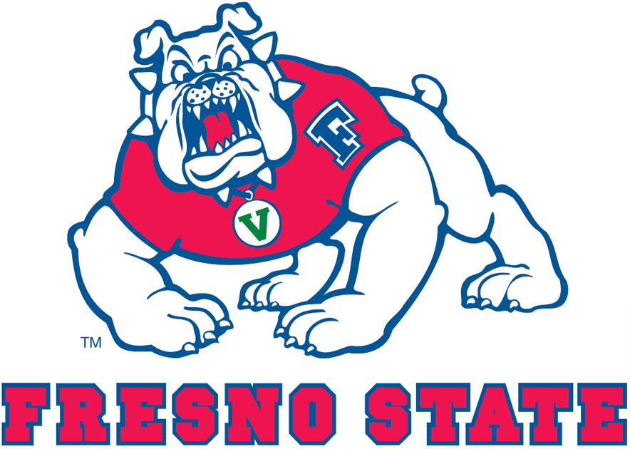 c954cb4b3ed Fresno State Bulldogs Alternate Logo - NCAA Division I (d-h) (NCAA ...