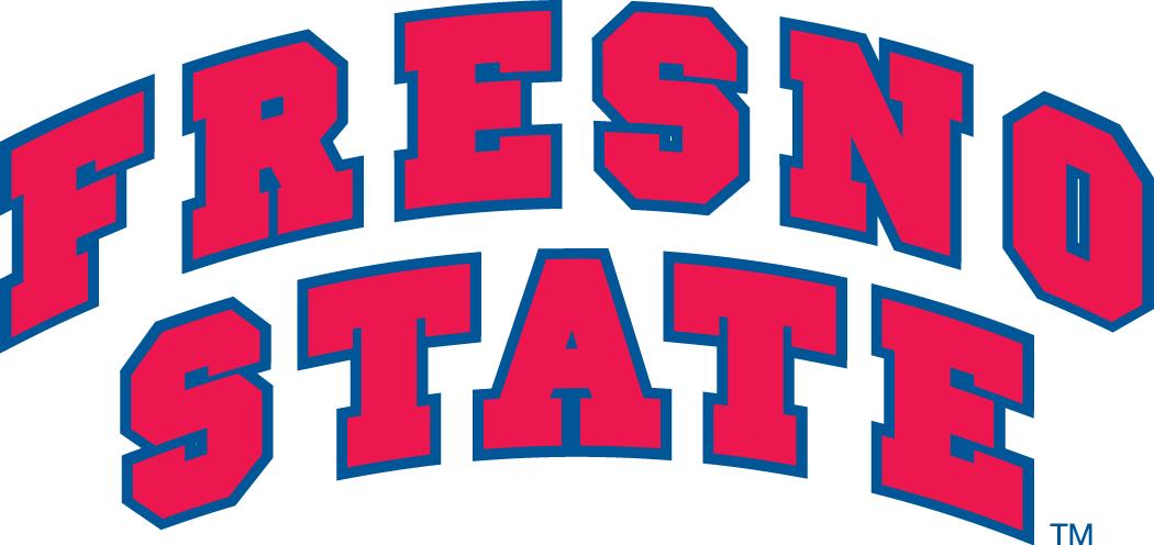 Fresno State Bulldogs Logo Wordmark Logo (2006-Pres) -  SportsLogos.Net