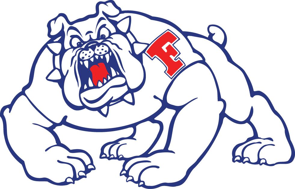 fresno state bulldogs alternate logo ncaa division i d h ncaa