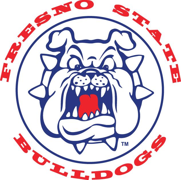 Fresno State Bulldogs Logo Alternate Logo (1992-2005) -  SportsLogos.Net
