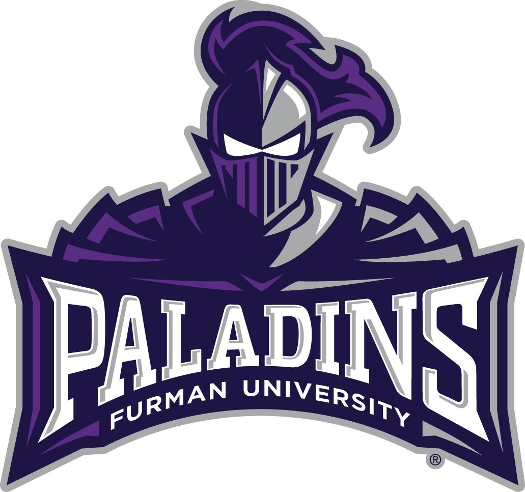 Furman Paladins Logo Secondary Logo (2013-Pres) -  SportsLogos.Net