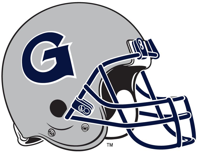 Georgetown Hoyas Helmet Helmet (1996-Pres) -  SportsLogos.Net