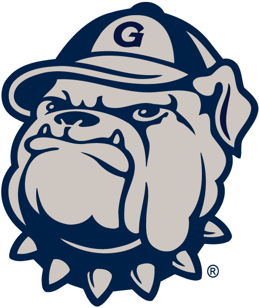 Georgetown Hoyas Logo Secondary Logo (1996-Pres) -  SportsLogos.Net
