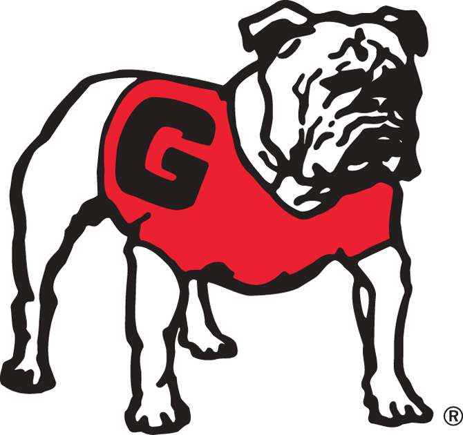 Georgia Bulldogs Logo Alternate Logo (1964-Pres) -  SportsLogos.Net