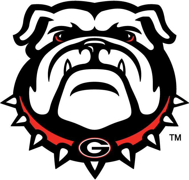 Georgia Bulldogs Logo Secondary Logo (2013-Pres) -  SportsLogos.Net