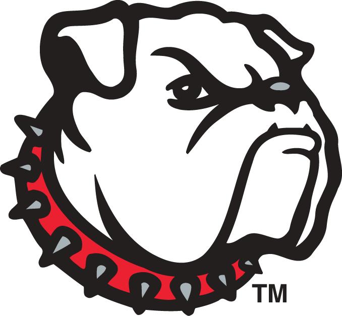 Georgia Bulldogs Logo Alternate Logo (1996-2000) -  SportsLogos.Net