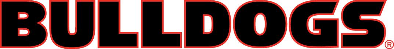 Georgia Bulldogs Logo Wordmark Logo (2013-Pres) -  SportsLogos.Net