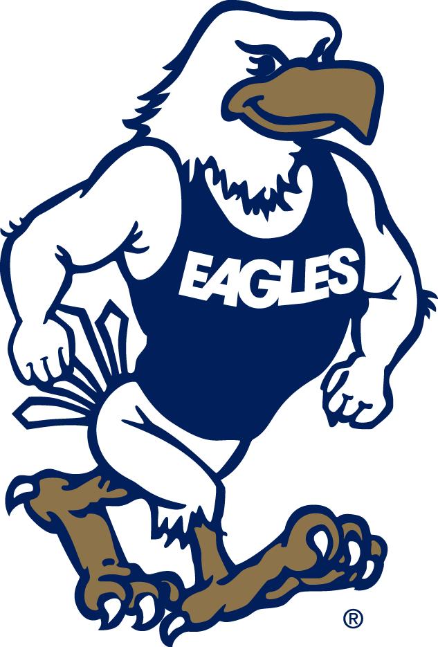 Georgia Southern Eagles Logo Mascot Logo (2004-Pres) - GSU mascot - Gus SportsLogos.Net