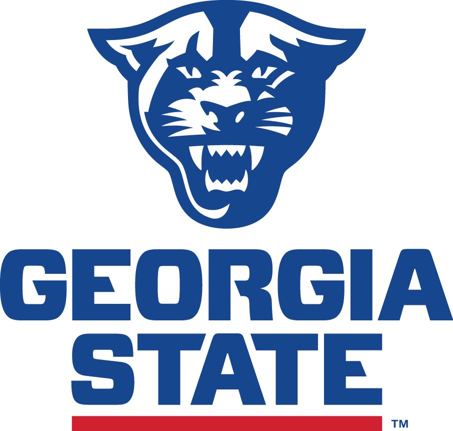 Georgia State Panthers Logo Primary Logo (2014-Pres) -  SportsLogos.Net