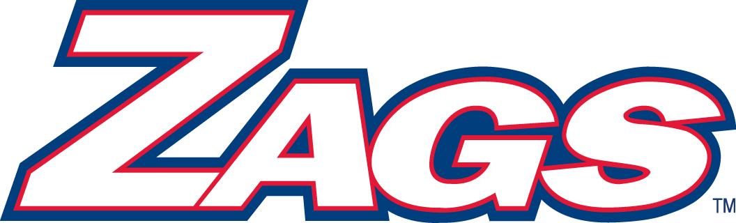 Gonzaga Bulldogs Wordmark Logo - NCAA Division I (d-h ...Gonzaga Basketball