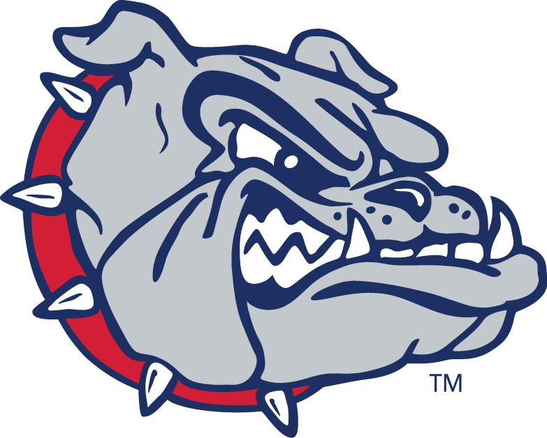 Gonzaga Bulldogs Logo Alternate Logo (1998-Pres) - Bulldog Head SportsLogos.Net