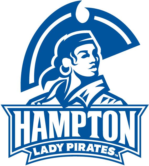 Hampton Pirates Logo Alternate Logo (2007-Pres) - Hampton Lady Pirates logo SportsLogos.Net