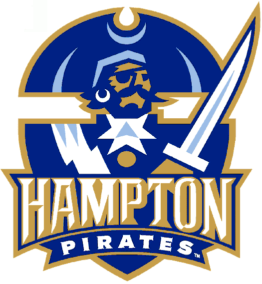 Hampton Pirates Logo Primary Logo (2002-2006) -  SportsLogos.Net