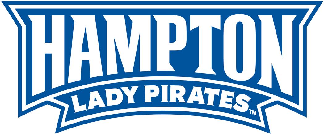 Hampton Pirates Logo Wordmark Logo (2007-Pres) -  SportsLogos.Net