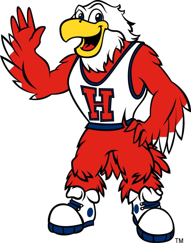 Hartford Hawks Logo Mascot Logo (1995-Pres) -  SportsLogos.Net