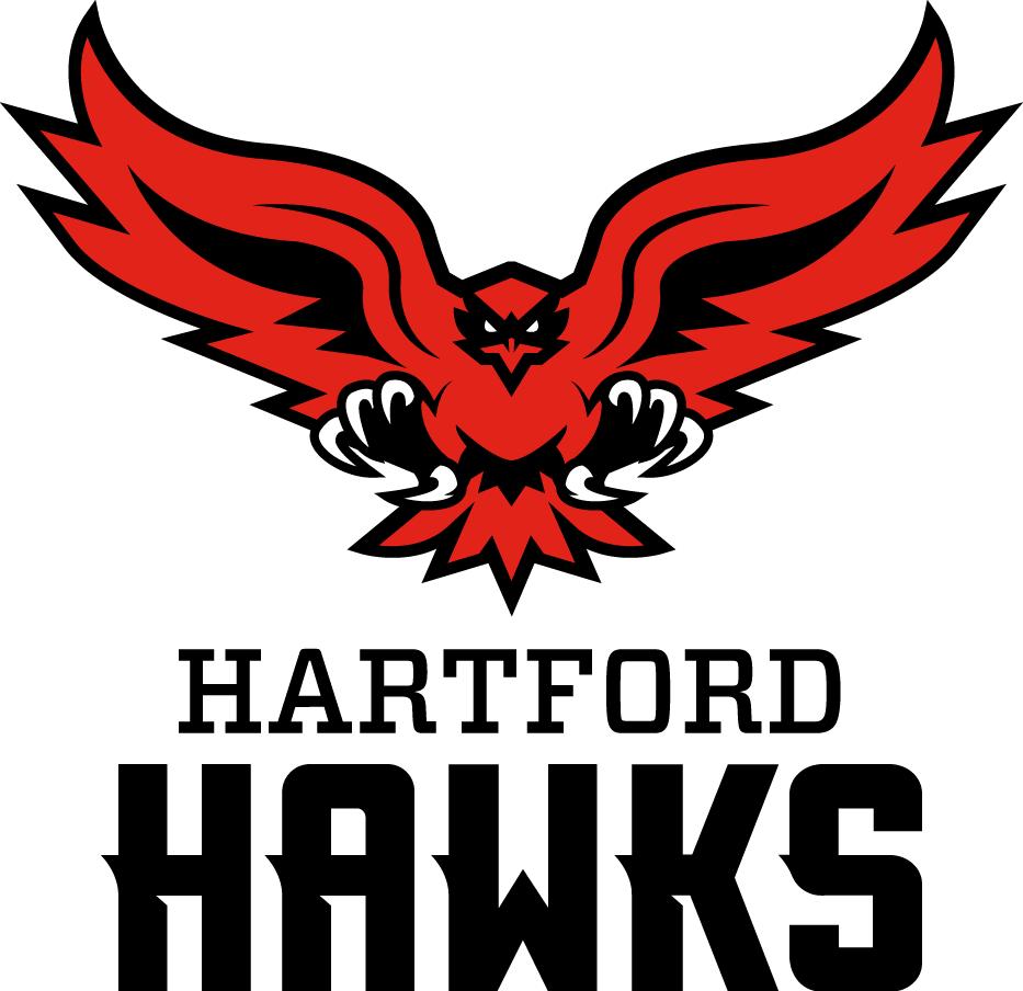 Hartford Hawks Logo Secondary Logo (2015-Pres) -  SportsLogos.Net