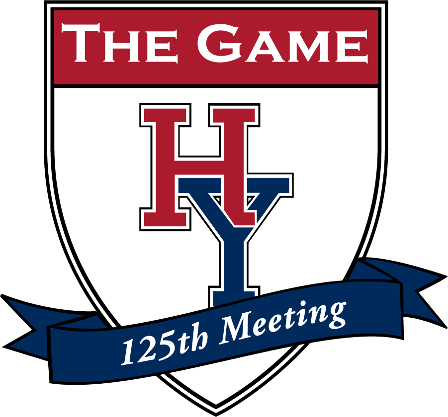 Harvard Crimson Logo Event Logo (2008) - 125th Meeting of The Game (football) logo between Harvard and Yale in 2008. Harvard won 10-0. First meeting was in 1875. SportsLogos.Net