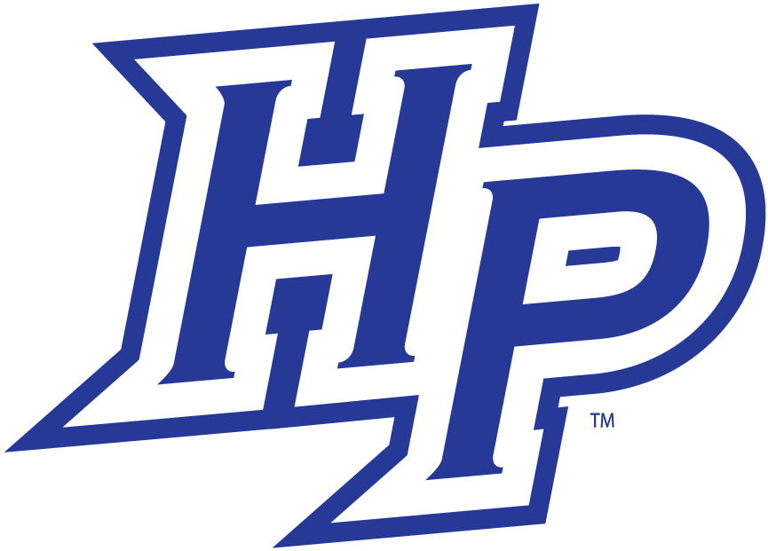 High Point Panthers Logo Alternate Logo (2004-2011) -  SportsLogos.Net