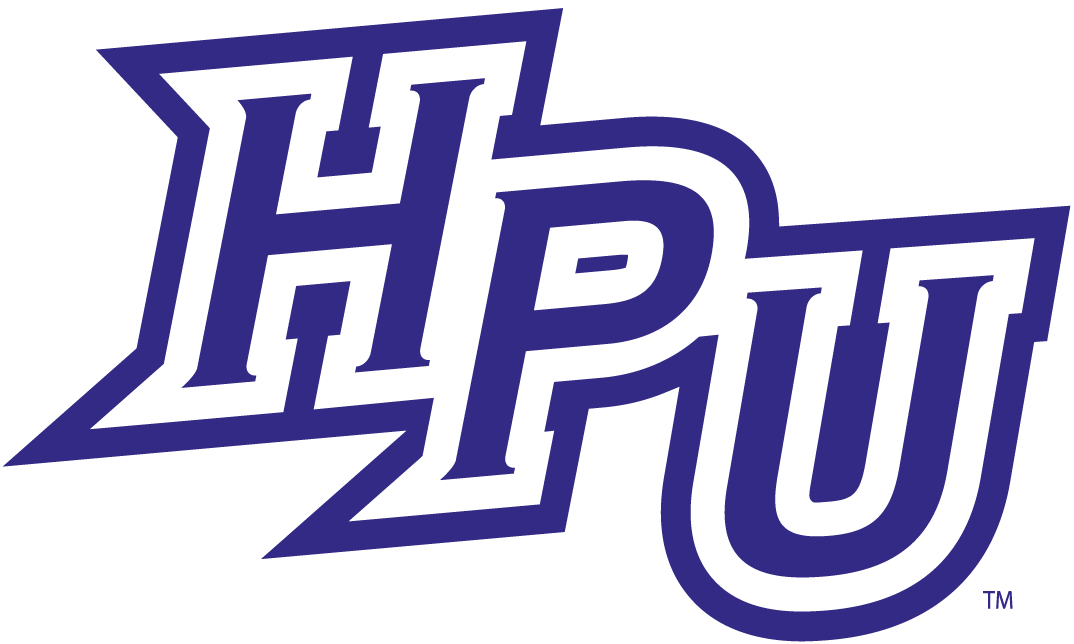 High Point Panthers Logo Primary Logo (2012-Pres) -  SportsLogos.Net