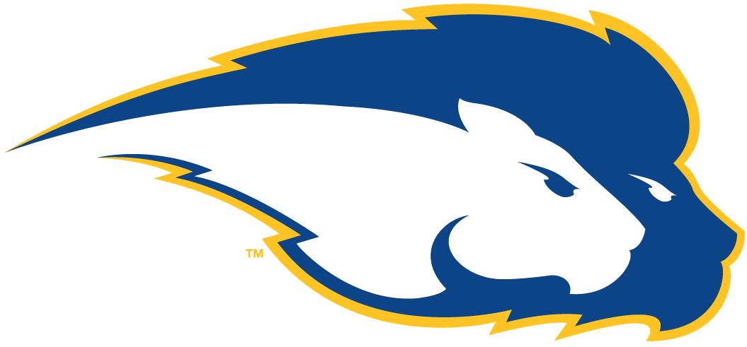 Hofstra Pride Logo Secondary Logo (2005-Pres) - Lion's heads SportsLogos.Net