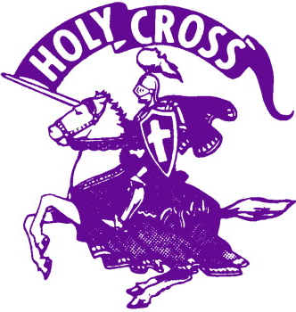 Holy Cross Crusaders Logo Primary Logo (1966-1998) -  SportsLogos.Net