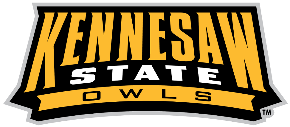 Kennesaw State Owls Wordmark Logo Ncaa Division I I M Ncaa I M