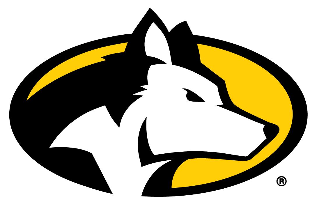 Michigan Tech Huskies Logo Partial Logo (2016-Pres) -  SportsLogos.Net