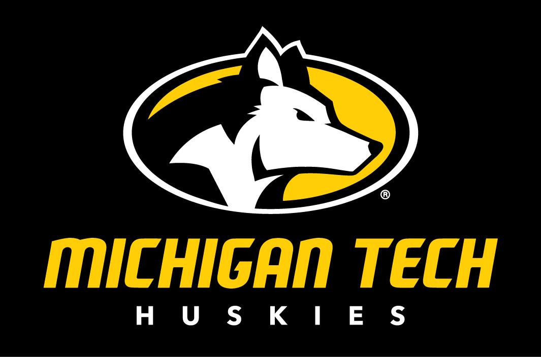 Michigan Tech Huskies Logo Primary Dark Logo (2016-Pres) -  SportsLogos.Net