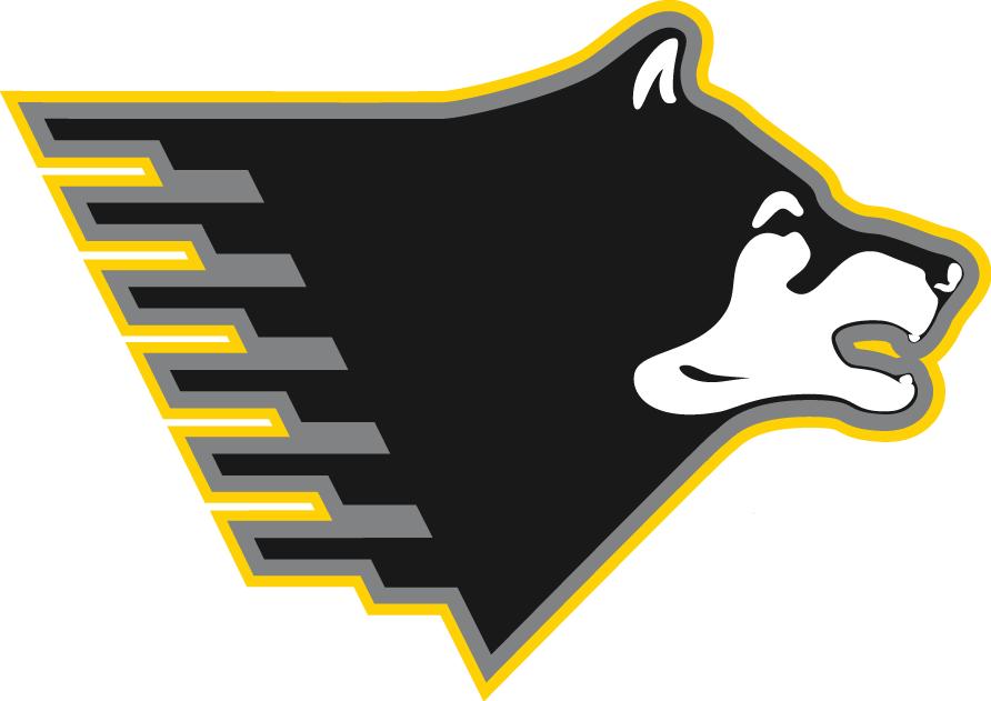 Michigan Tech Huskies Logo Primary Logo (1993-2004) -  SportsLogos.Net