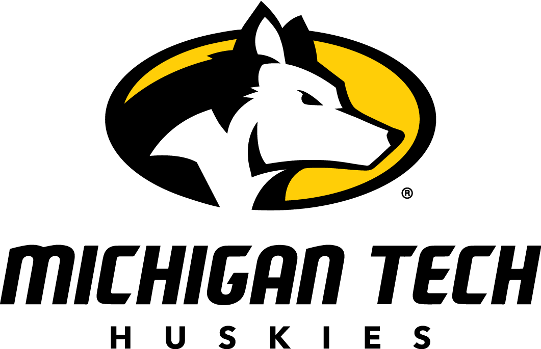 Michigan Tech Huskies Logo Primary Logo (2016-Pres) -  SportsLogos.Net