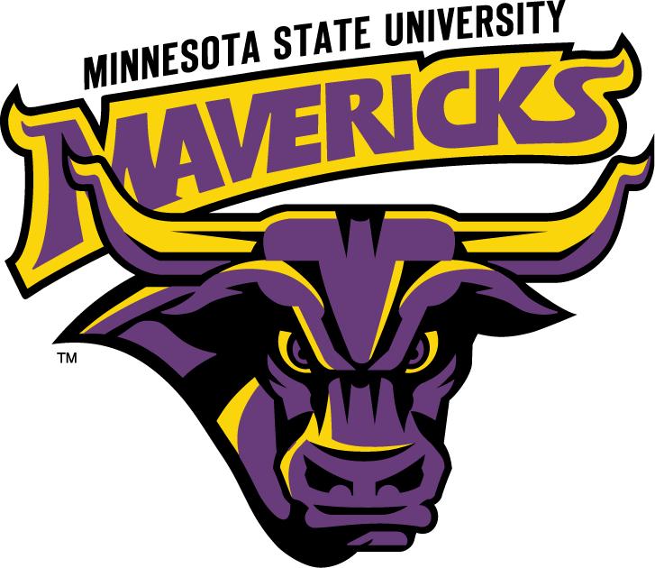 Minnesota State  Mavericks Logo Primary Logo (2001-Pres) -  SportsLogos.Net