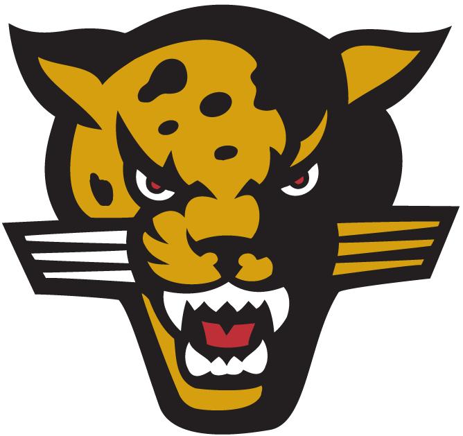 IUPUI Jaguars Logo Secondary Logo (1998-2007) - The head of a growling Jaguar SportsLogos.Net