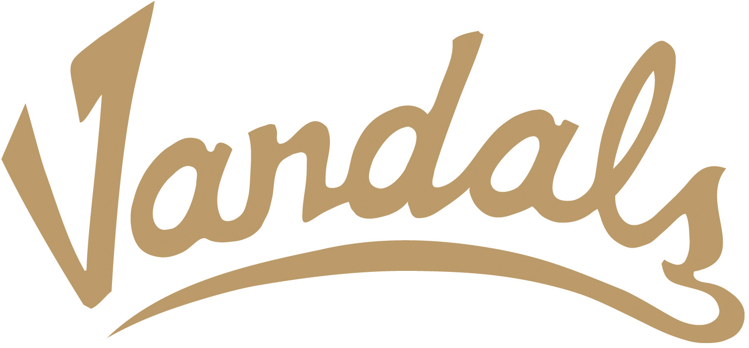 Idaho Vandals Logo Wordmark Logo (1982-2008) -  SportsLogos.Net