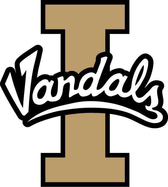 Idaho Vandals Logo Primary Logo (2004-Pres) -  SportsLogos.Net