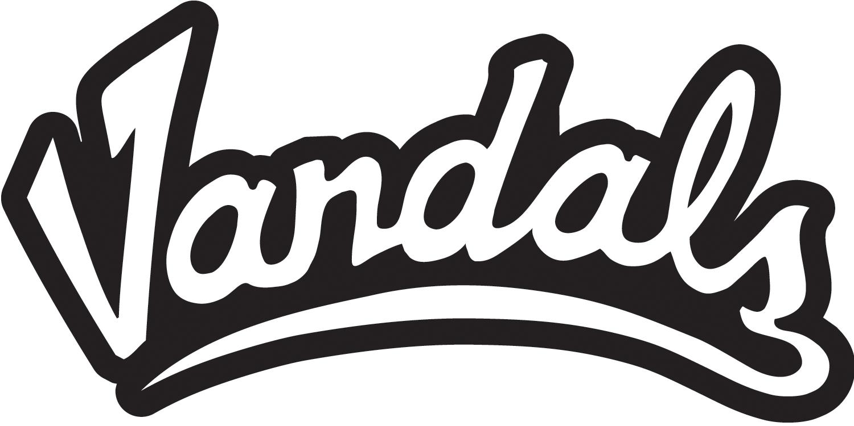 Idaho Vandals Logo Wordmark Logo (2014-2019) -  SportsLogos.Net