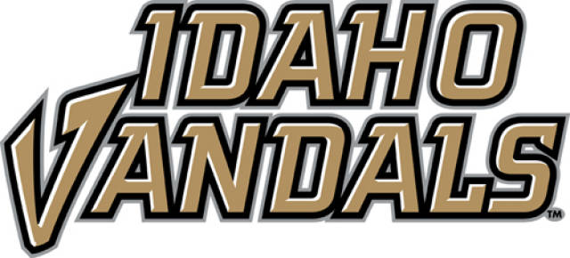 Idaho Vandals Logo Wordmark Logo (2011-2018) -  SportsLogos.Net
