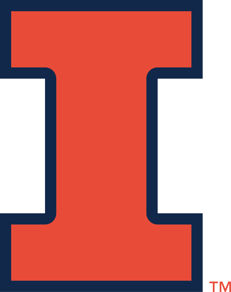 Illinois Fighting Illini Logo Primary Logo (2014-Pres) -  SportsLogos.Net