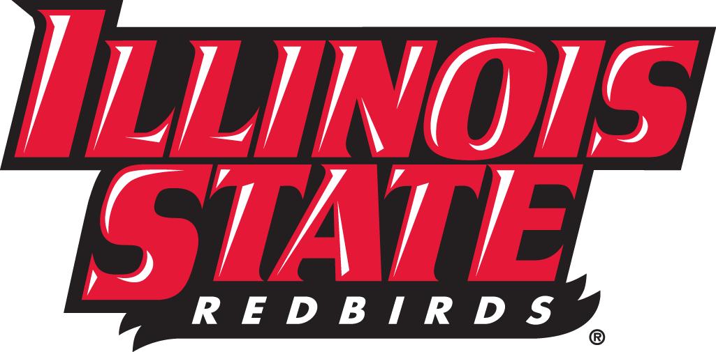 Illinois State Redbirds Logo Wordmark Logo (2005-Pres) -  SportsLogos.Net