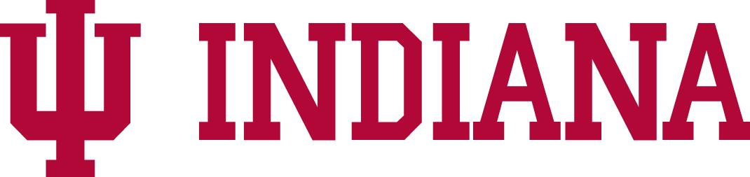 Indiana Hoosiers Logo Wordmark Logo (2002-Pres) -  SportsLogos.Net
