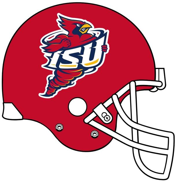 Iowa State Cyclones Helmet Helmet (1995-2006) -  SportsLogos.Net